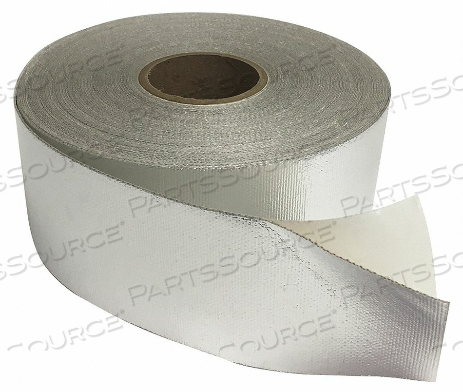 FOIL TAPE WITH LINER 4 W SILVER PK4 by Avsil