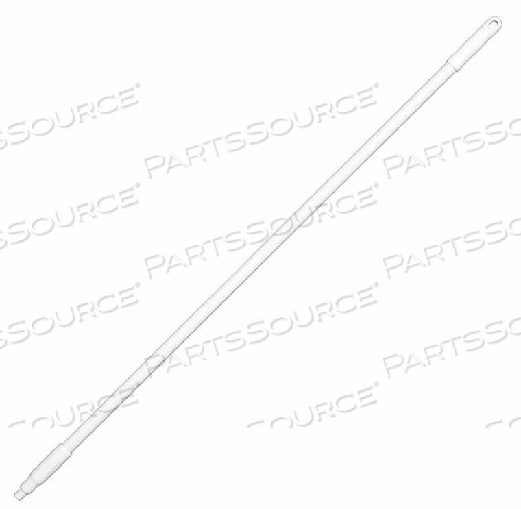 J4748 BROOM HANDLE FIBERGLASS WHITE 49-57/64 by Tough Guy