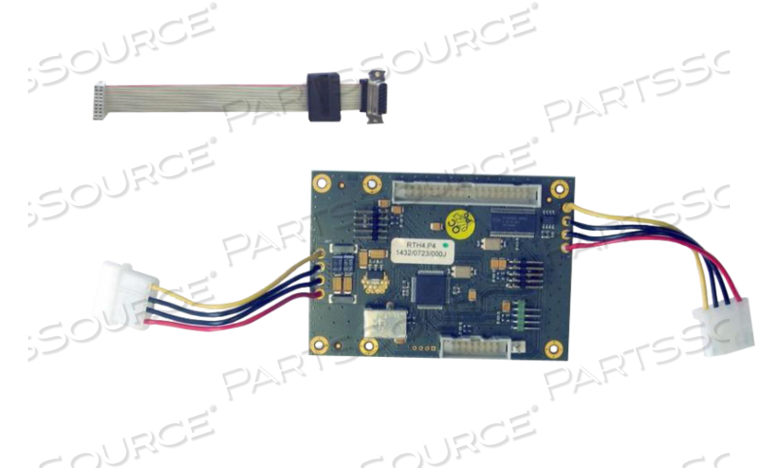 RTH4.P4 DISTRIBUTION USB-HUB BOARD