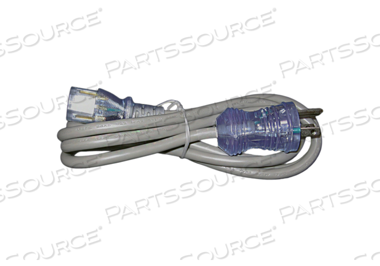 POWER CORD, 115 V, 15 A by Siemens Medical Solutions