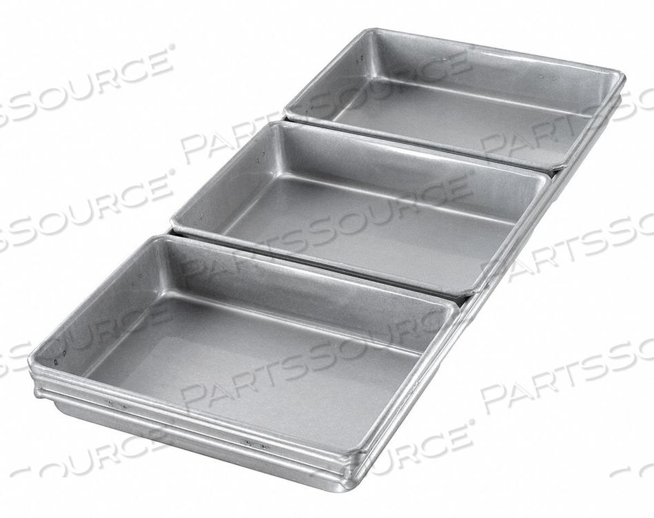 CINNAMON/PACKAGE ROLL PAN SET by Chicago Metallic