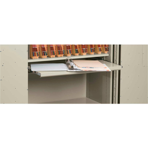 PULL OUT SHELF FOR CF4436-DPA & CF7236-DPA, PARCHMENT, ASSEMBLED by Fire King
