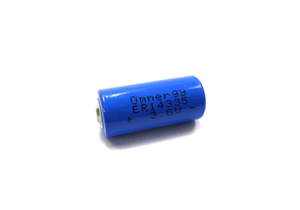 BATTERY, 2/3AA, LITHIUM, 3.6V, 1.65 AH by Omnicell