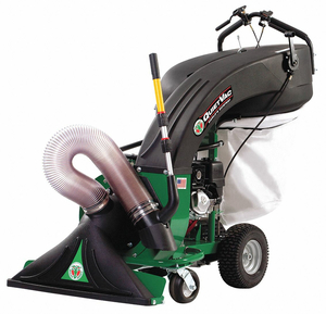 SELF-PROPELLED LITTER VAC 9 HP 36 GAL. by Billy Goat