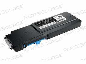DELL S384X SERIES - CYAN - ORIGINAL - OEM - TONER CARTRIDGE - FOR DELL S3840CDN, S3845CDN by Dell Computer