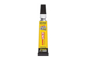 INSTANT ADHESIVE 10G TUBE CLEAR by Super Glue