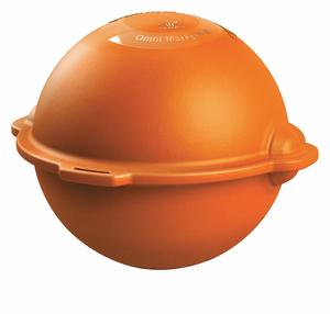 MARKER BALL POLYPROPYLENE ORANGE by Tempo Communications