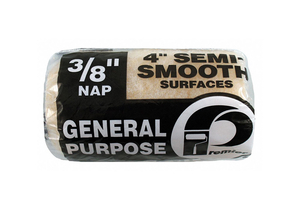 PAINT ROLLER COVER 4 IN NAP 3/8 IN by Premier