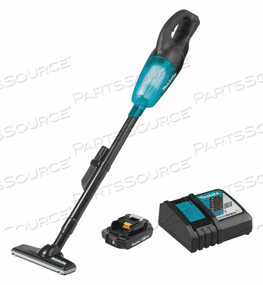 UPRIGHT VACUUM CORDLESS BAGLESS 2.7 LB. by Makita