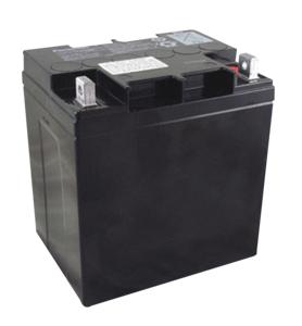 BATTERY, SEALED LEAD ACID, 12V, 28 AH, NUT & BOLT FOR GE HEALTHCARE AMX 4 by R&D Batteries, Inc.