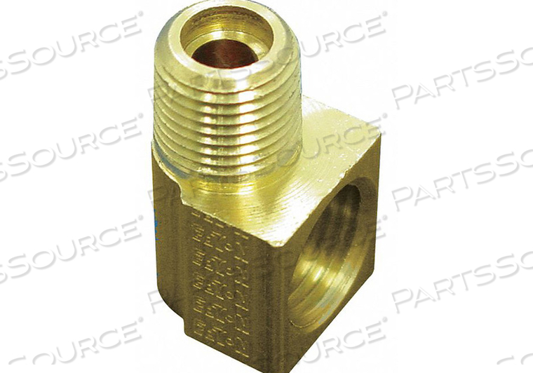 ELBOW 90 DEG 1/4 IN INVERTED FLARE BRASS by Eaton