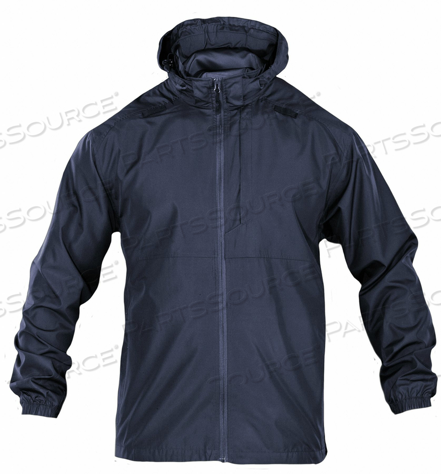 PACKABLE OPERATOR JACKET XS DARK NAVY by 5.11 Tactical