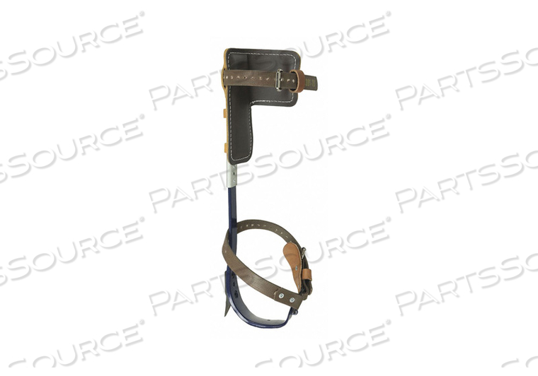 POLE CLIMBERS WITH STRAPS AND PADS by Klein Tools