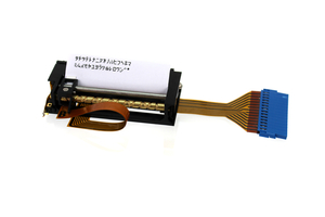 PRINTER AND CONNECTOR ASSEMBLY by STERIS Corporation