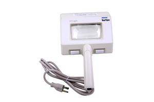 UV LIGHT, WHITE, 120 V, FLUORESCENT, 2 LAMPS by Burton Medical
