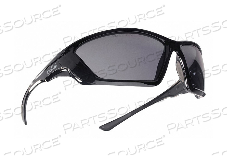 BALLISTIC SAFETY GLASSES SMOKE by Bolle Safety