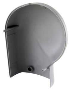 MALE END CAP - GREY by Midmark Corp.