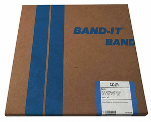 BAND 317L 1/4H SS 1/2 X 0.020 X 300FT by Band-It