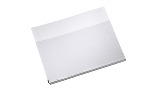 """8.5"""" X 11"""" Z-FOLD GRIDDED THERMAL PAPER by Mortara Instrument, Inc"""