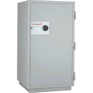 DATA SAFE DM4420-3, 3-HOUR FIRE/IMPACT RATING 32-1/16 X 31 X 59-3/4 PLATINUM FINISH by Fire King