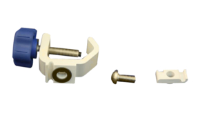 1-1/2 IN PIPE POLE CLAMP by Cardinal Health 200, LLC