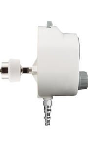 SUCTION REGULATOR - ANALOG, CONTINUOUS 3 MODE, USA, TUBING NIPPLE , DISS HANDTIGHT by Amico Patient Care Corporation