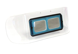 #4 VISI-SHIELD BUILT-IN LENS (2MAG) by Syris Scientific