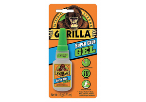 SUPER GLUE HEAVY-DUTY CLEAR 0.53 OZ. by Gorilla