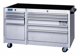 ROLLING CABINET 45 WX24 DX33 H WHITE by Snap-on Incorporated