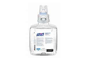 HAND SOAP 40 OZ SIZE UNSCENTED PK2 by Purell