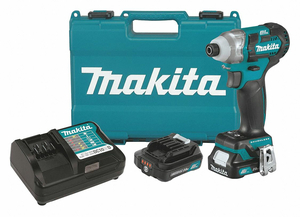 IMPACT DRIVER 12V 1/4 HEX DRIVE SIZE by Makita