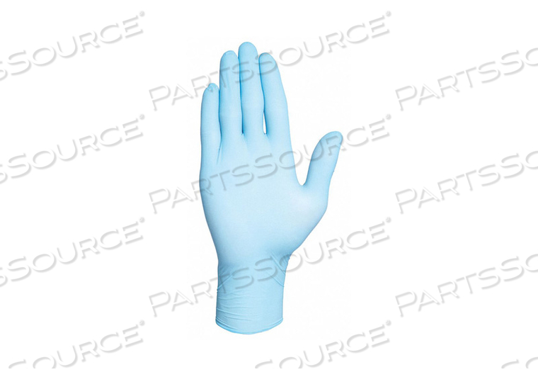 DISPOSABLE GLOVES NITRILE L PK100 by Condor