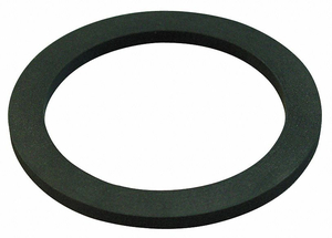 NOZZLE GASKET SIZE 2-1/2 EPDM by Moon American
