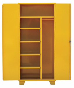 CABINET SPILL RESPONSE 78X49X27 5 SHELF by Jamco
