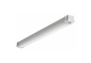 LED STAIRWELL FIXTURE WITH SENSOR 4000K by Lithonia Lighting