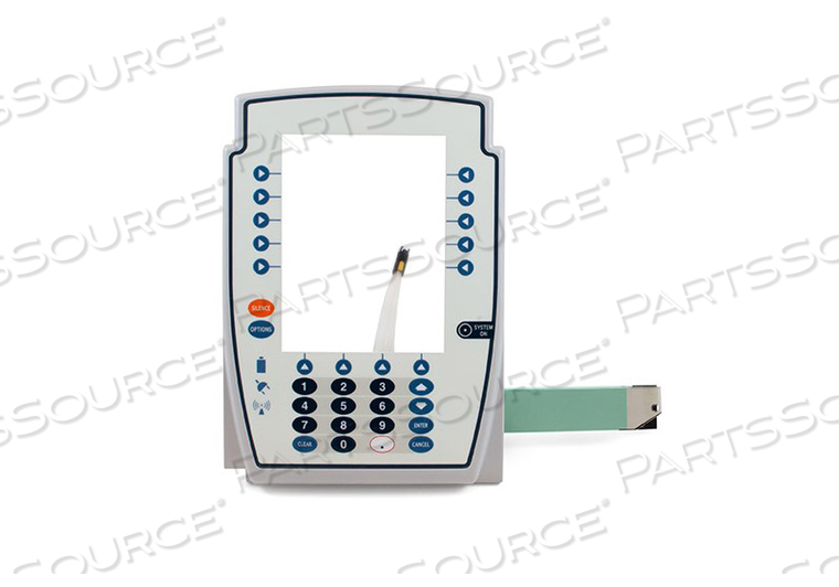 CASE (FRONT/KEYPAD ASSEMBLY)(FRONT CASE, KEYPAD)(CAREFUSION ALARIS 8015LS 5.7IN DISPLAY)