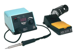 DIGITAL SOLDERING STATION, 120 V, 50 W, 350 TO 850 DEG F, MEETS CUL, UL by Apex Tool Group