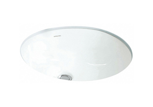 LABORATORY SINK 17 X 13 BOWL PORCELAIN by Sterling