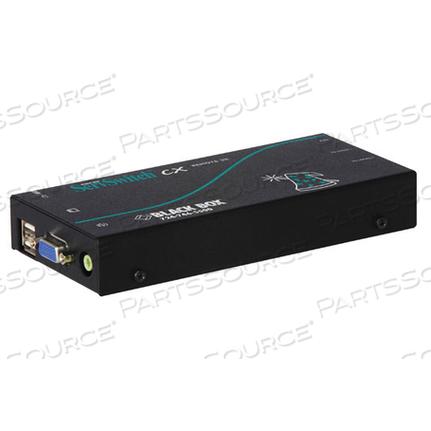 REMOTE UNIT VGA USB FOR KVM SWITCH CONSOLE by Black Box Network Services