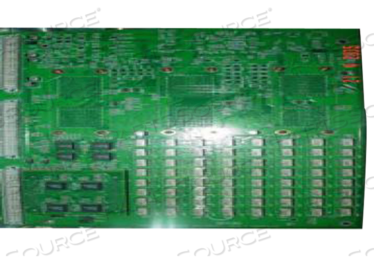 MAIN BOARD ASSEMBLY FOR STANDARD 3 PORT CONNECTOR BOARD