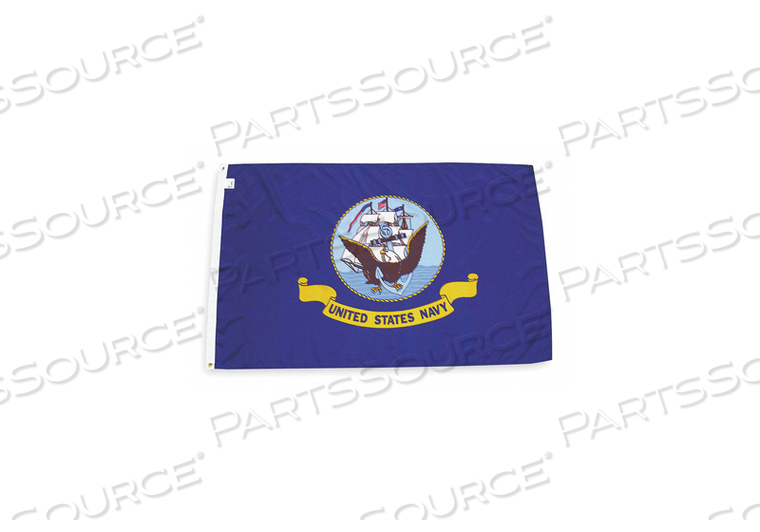 D4226 NAVY FLAG 3X5 FT by Annin Flagmakers