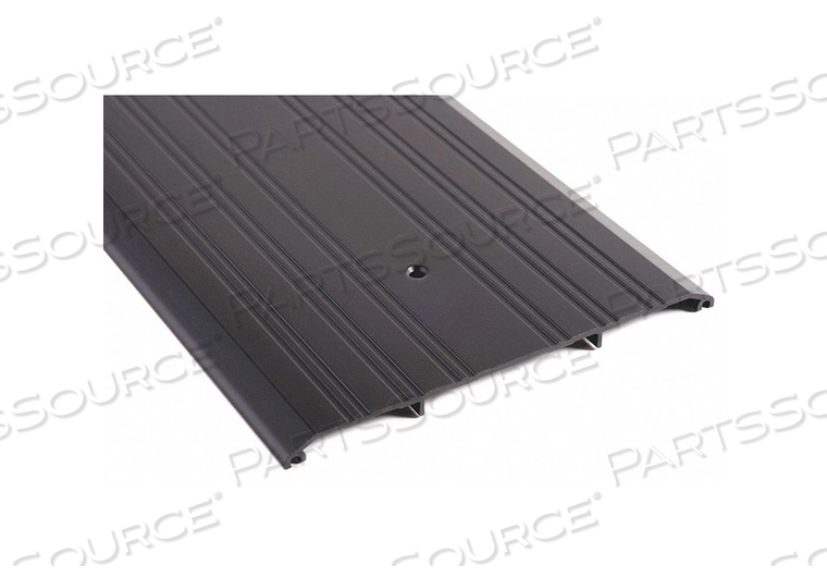 SADDLE THRESHOLD 72IN.L FLUTED 9IN.W by National Guard Products