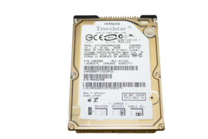 "40GB 7.2K 2.5"" ENHANCED AVAILABILITY IDE LAPTOP HARD DRIVE by Hitachi Healthcare Americas"