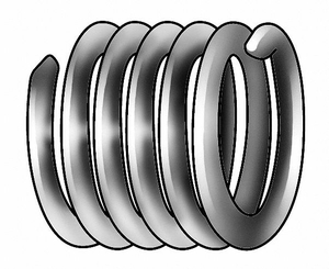 HELICAL INSERT FREE M8X1.25 PK100 by Heli-Coil