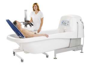 IH3652G WHITE TUB AND IH1900 LIFT COMBO by Invacare Corporation