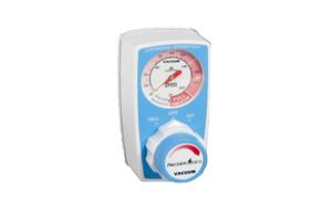 VACUUM REGULATOR, DISS MALE, 0 TO 200 MMHG by Precision Medical, Inc.