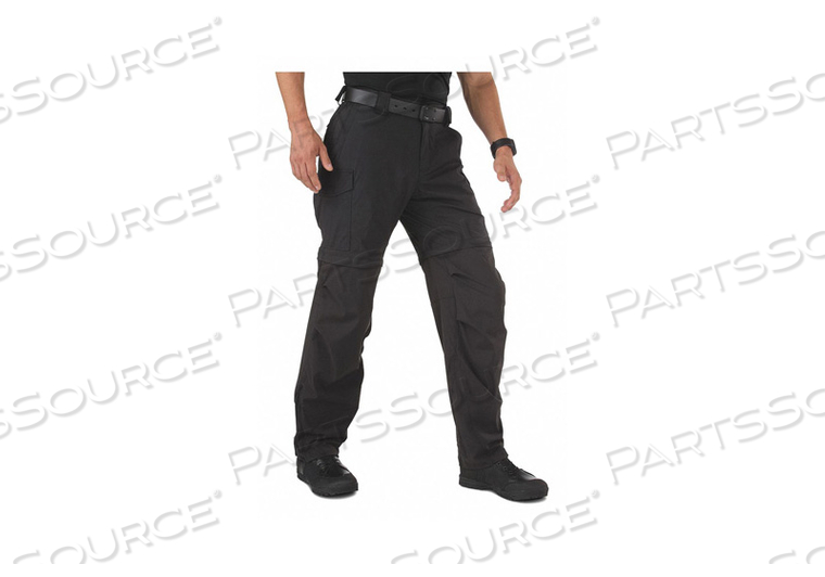 MENS TACTICAL PANT BLACK 36 X 30 IN. by 5.11 Tactical