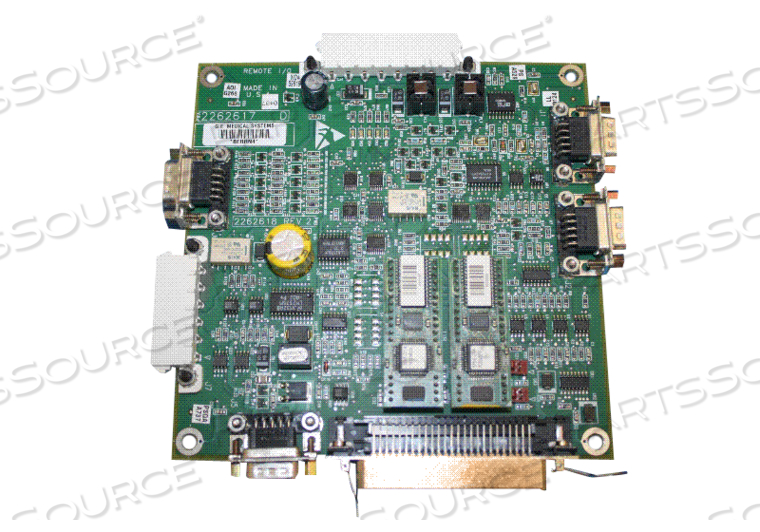 REMOTE INPUT/OUTPUT BOARD (CONDOR) by GE Healthcare