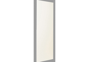 G3369 PANEL LAMINATE 55 W 58 H ALMOND by Global Partitions