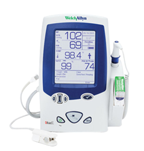 LXI 45NTO-E1 (SPOT) PATIENT MONITORING REPAIR by Welch Allyn Inc.